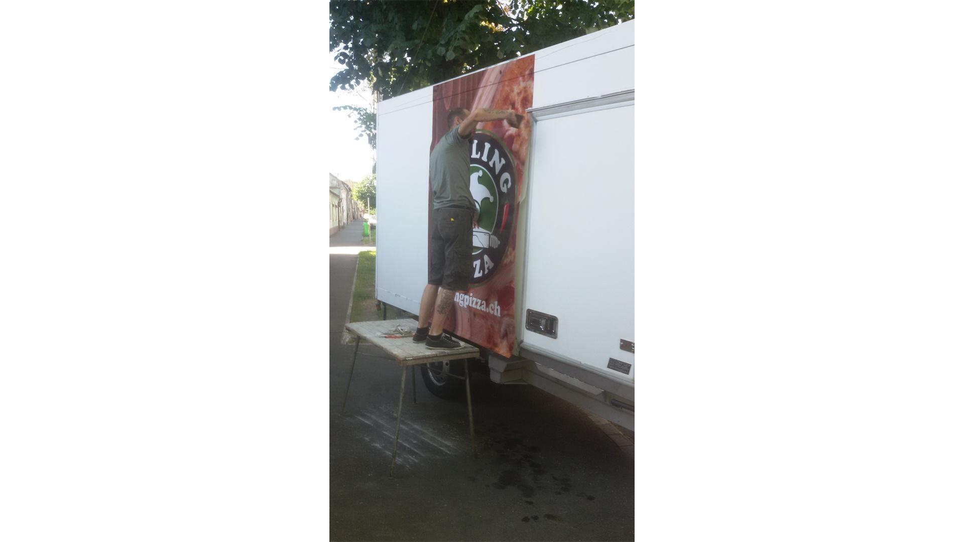Banner publicitar oradea